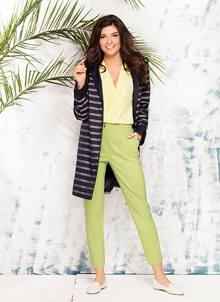 coat Bahama|trousers Acerola I