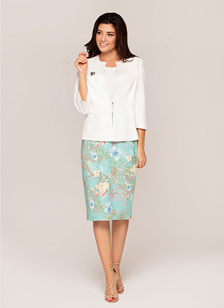 jacket Bilena|skirt Rosemary